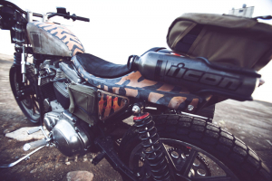 sportster mad max