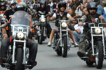 Harley Davidson 110 th anniversary