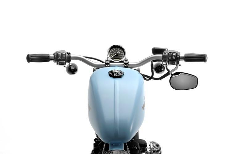 Sportster XL1200R by Shaw Speed & Custom