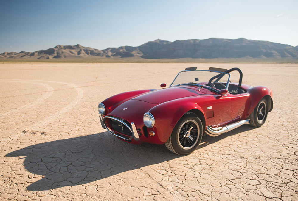 AC Cobra Carrol Shelby