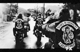 série TV Sons Of Anarchy