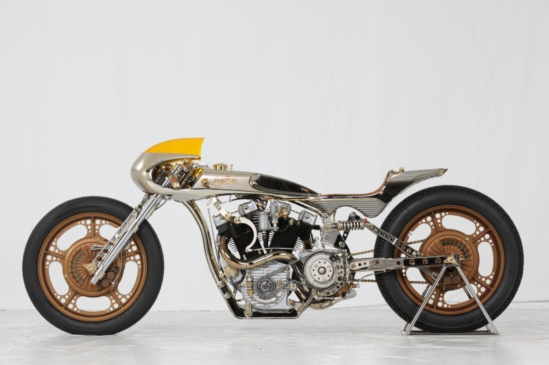 champion du monde custom bike 2012