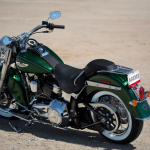 Softail deluxe 2013