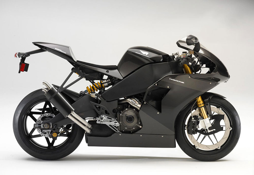 buell 1190 RS rotax