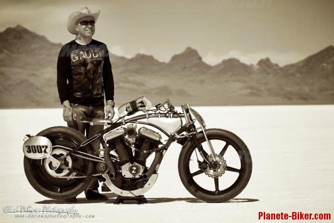 Zen Motorcyle