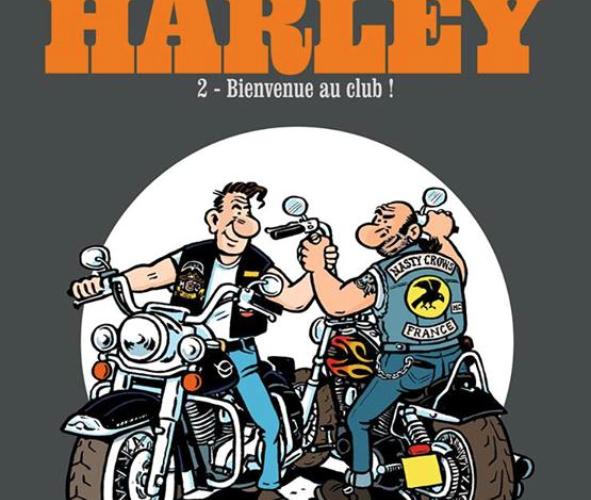 Gamine - Harley Davidson