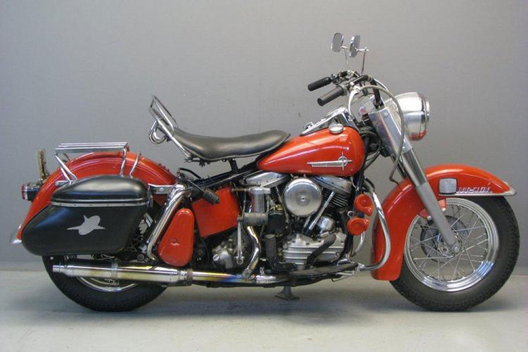 Harley-Davidson Duo Glide 1962