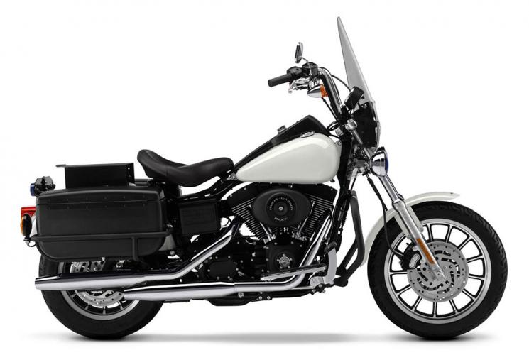 Harley-Davidson Dyna Defender