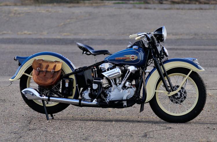 Knucklhead 1936