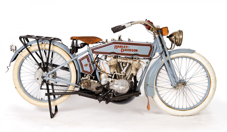 Harley-Davidson 1915 Model 11F