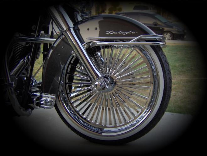 Jante Harley-Davidson