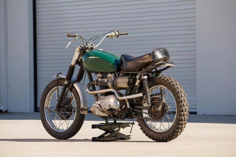 Triumph bonneville T120 TT