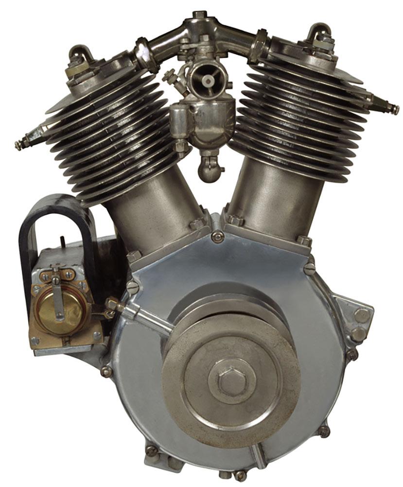 V-Twin Harley Davidson 1909