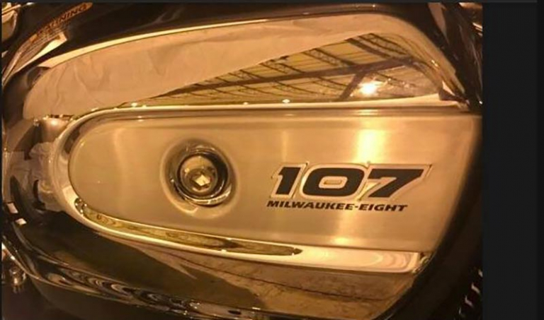 Milwaukee 107 V Twin