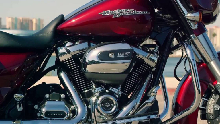 Harley-Davidson milwaukee eight