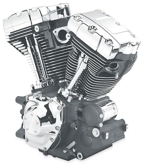 Harley Twin Cam 1450 ou TC88