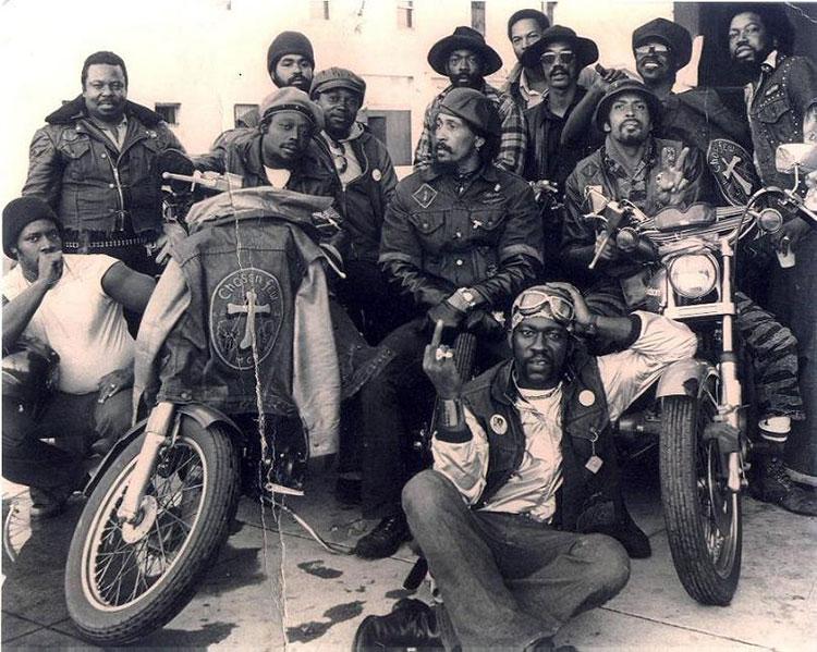 Black Motorcycle Club