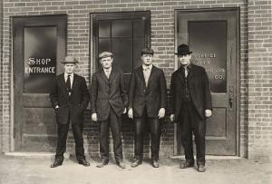 founders of Harley Davidson MoCo