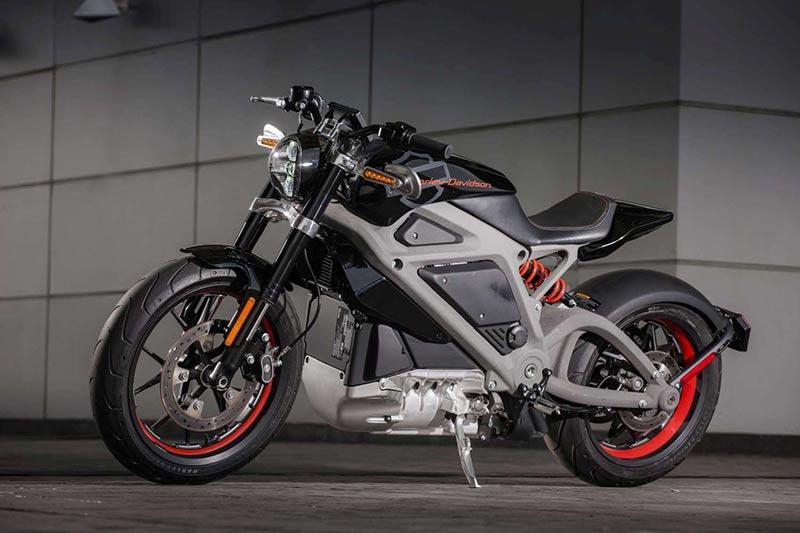 moto électrique USA