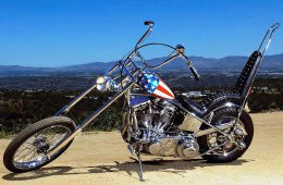 captain america chopper easy rider film