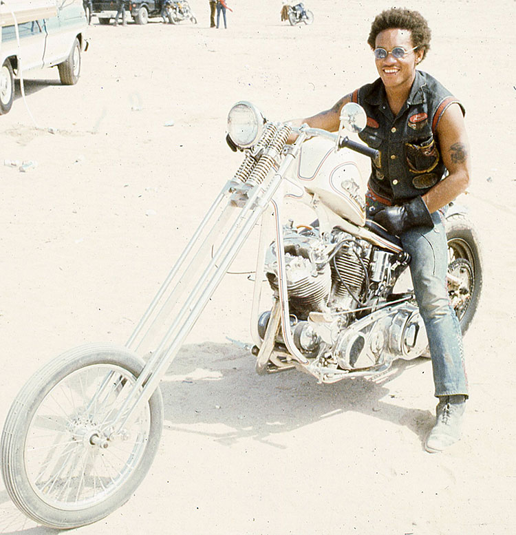cliff vaughs chopper