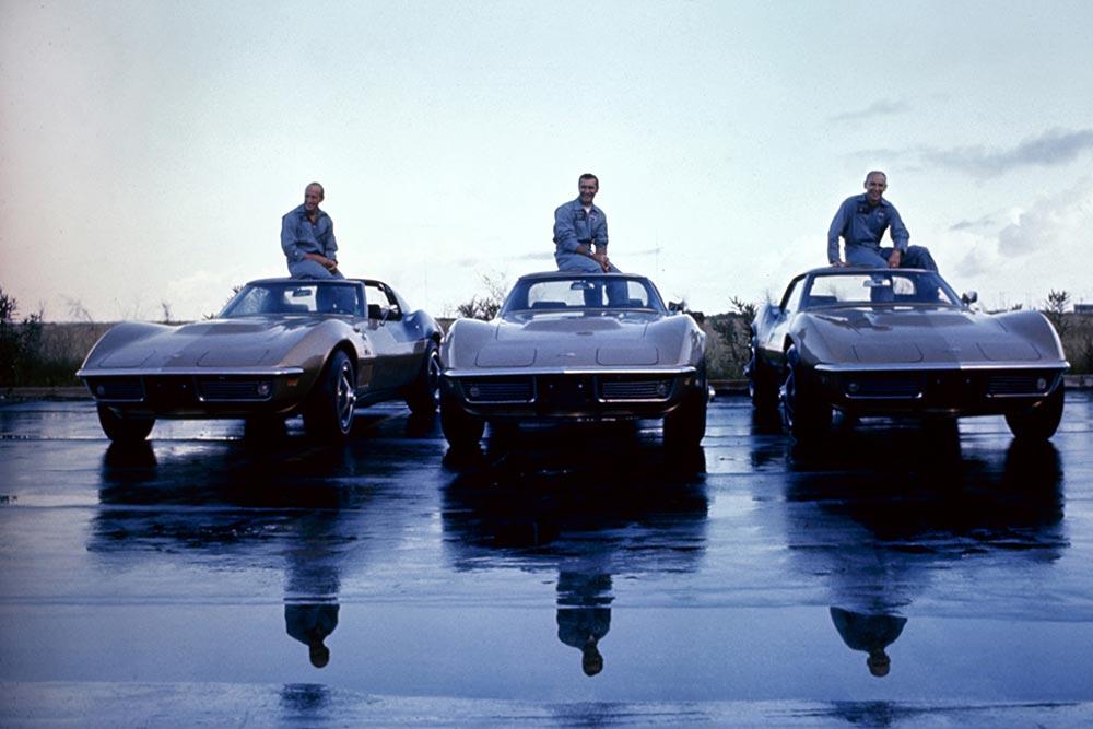 apollo crew corvette