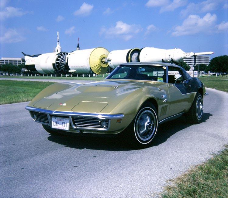 corvette nasa
