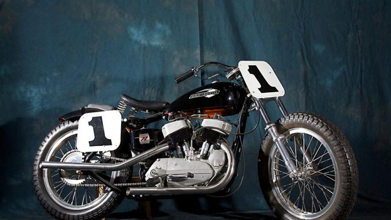 Harley Davidson KR 1963