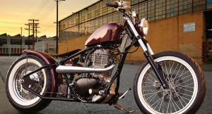 suzuki savage chopper