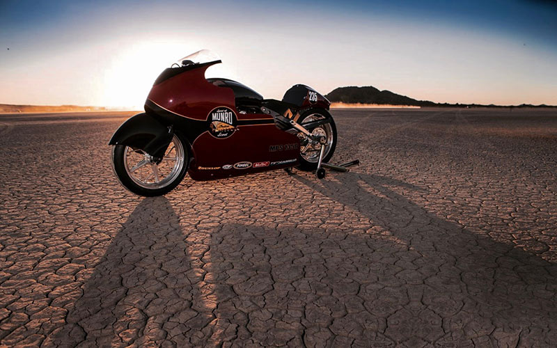 indian scout streamliner