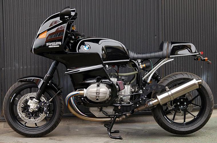 BMW RT100S préparée