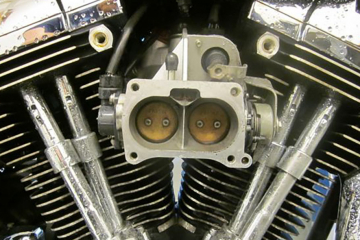 injection harley davidson