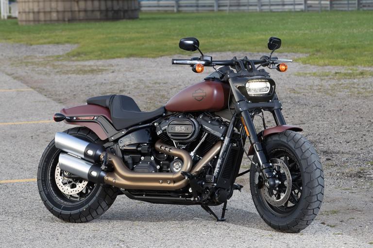 2019 Harley-Davidson fat bob