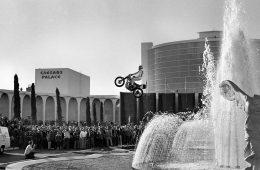 Evel knievel cascadeur stuntman