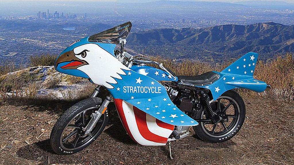 movie bike
