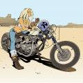 bande dessinés moto