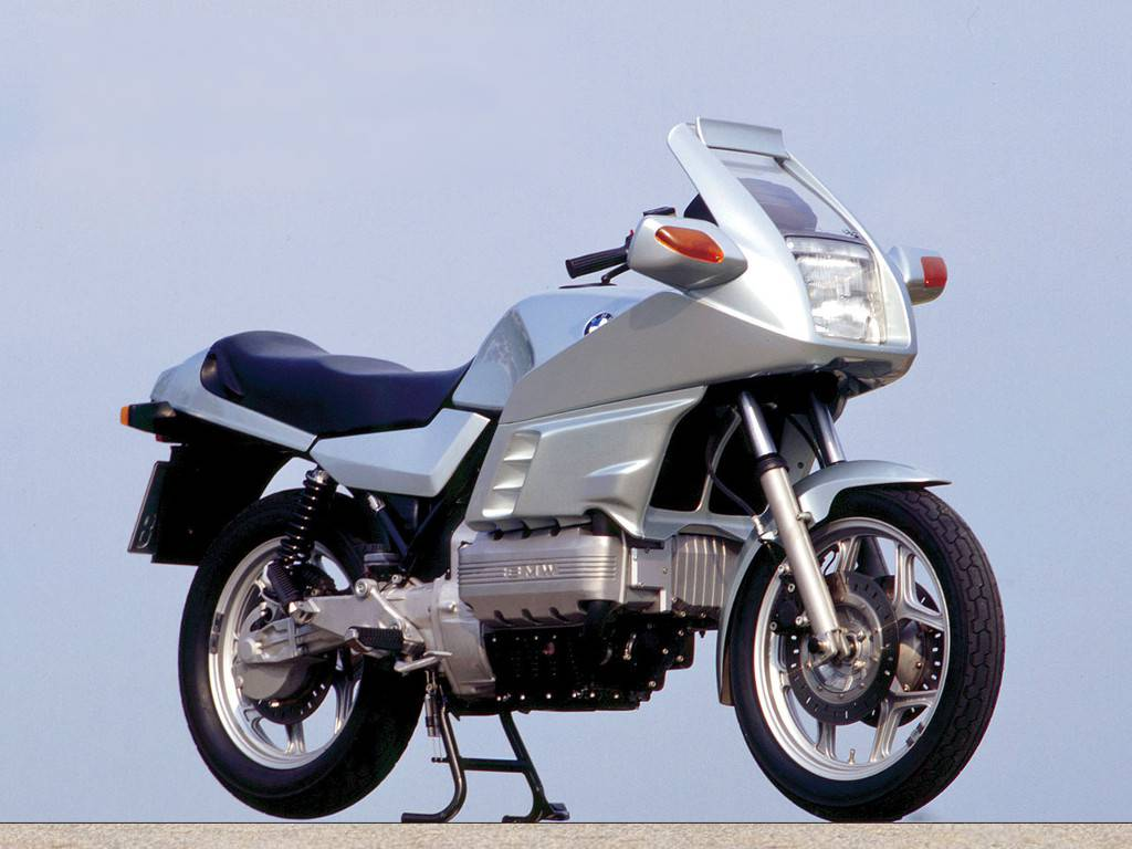 Bmw K100 Un Cafe Racer A Prix Serre Belles Machines