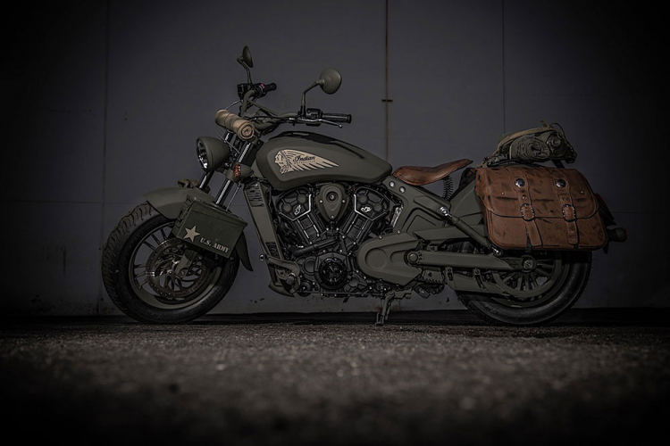 Indian Scout Call Of Duty