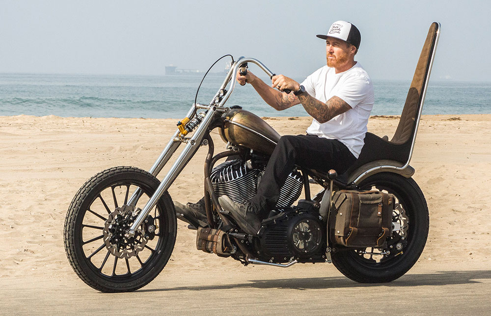 indian chief chopper RSD