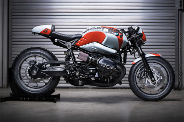 bmw ninet cafe racer preparation