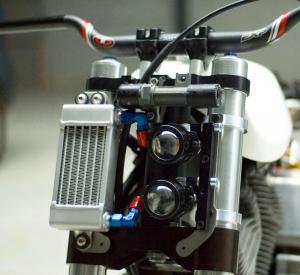 phares led moto