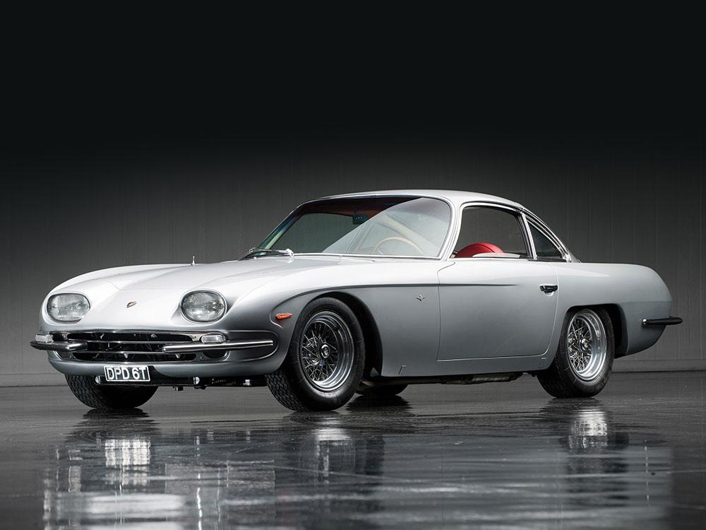 lamborghini 350 GT 1964 super car