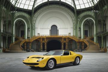 Lamborghini Miura 1968