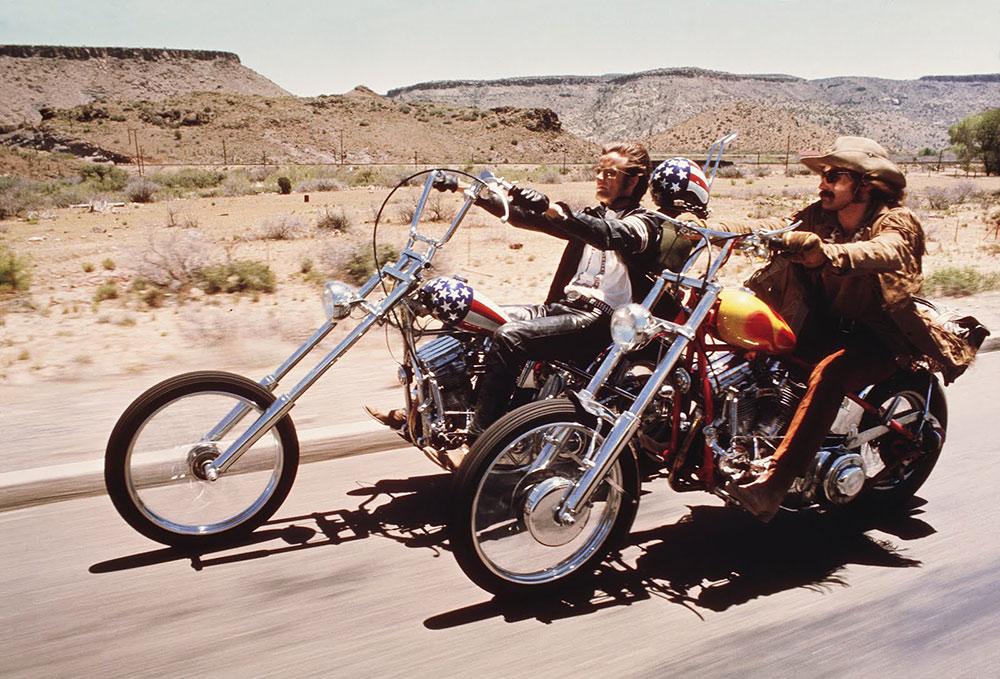 the biker movie