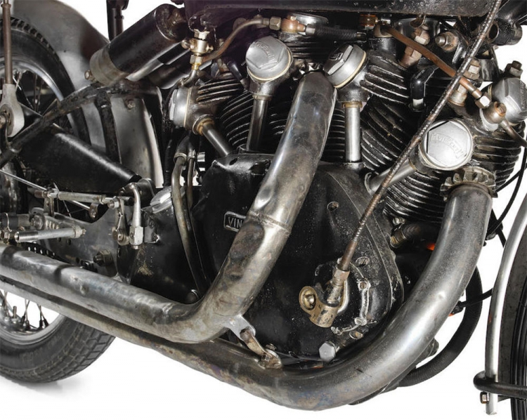 moteur vincent V-Twin