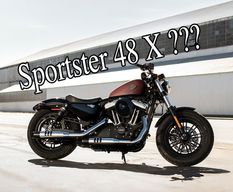 new sportster 48 X forty eight 2018
