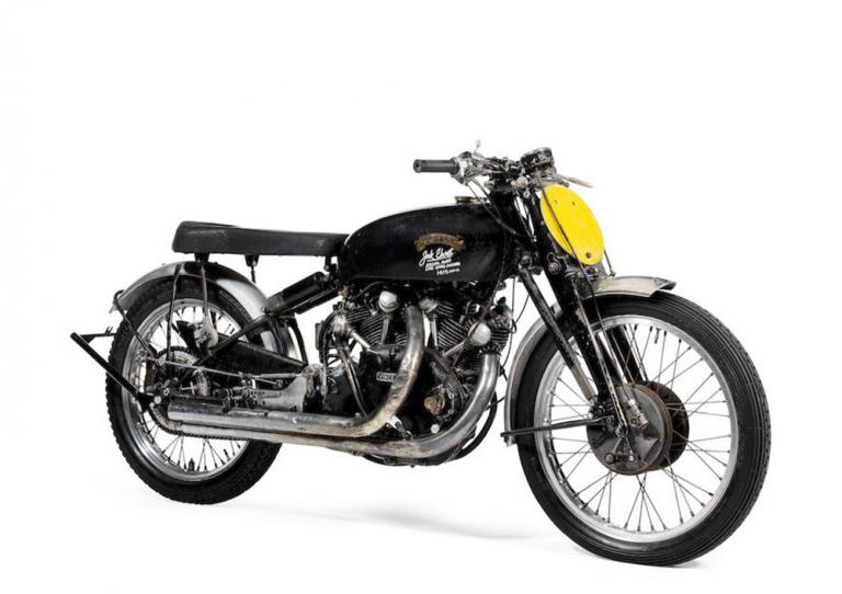 vincent moto anglaise