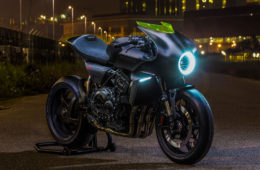 honda cb4 interceptor concept bike