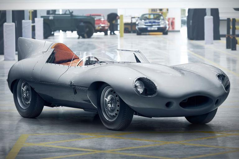 jaguar type d continuation