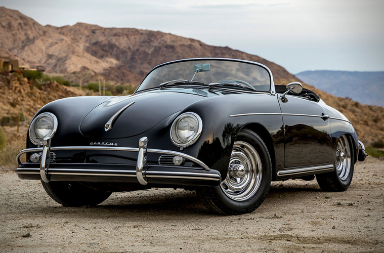 Porsche 1956 Speedster 1600 S Steve Mcqueen
